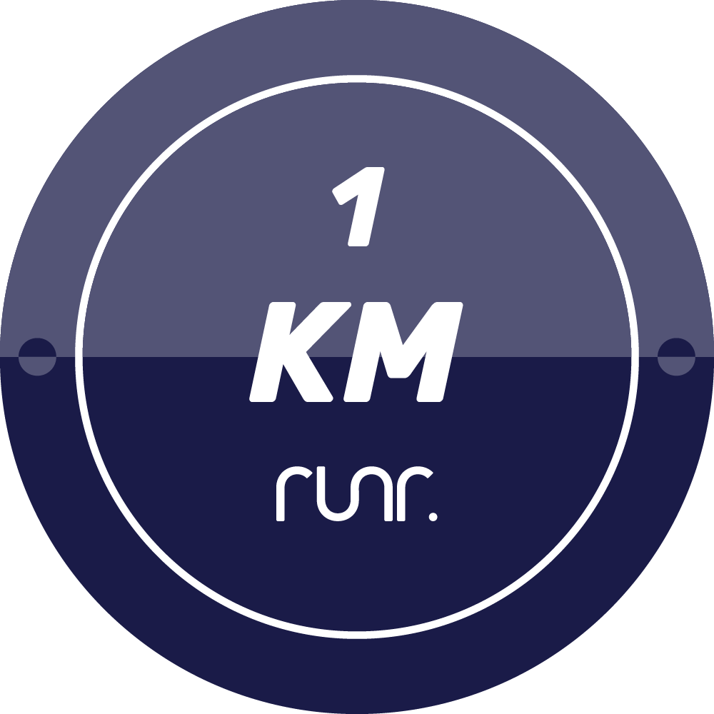 1km Run