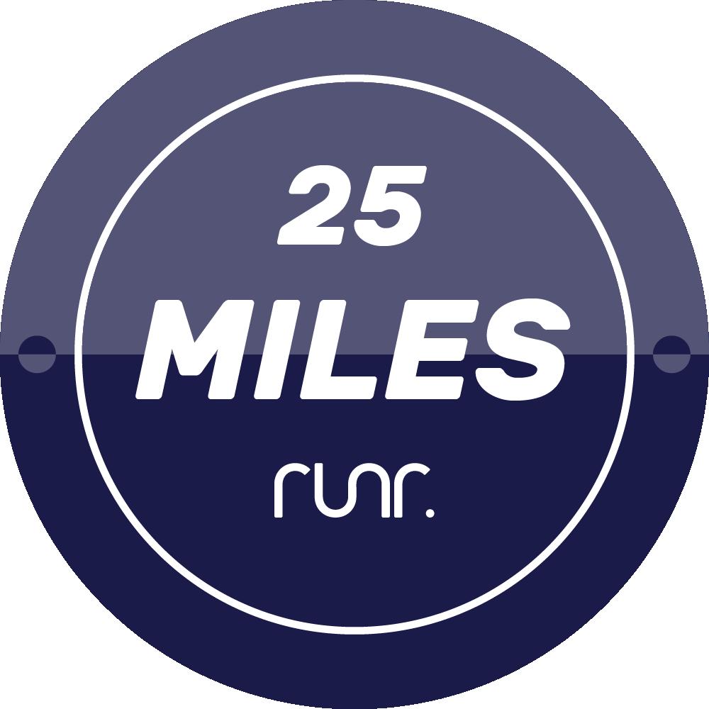 25 Mile
