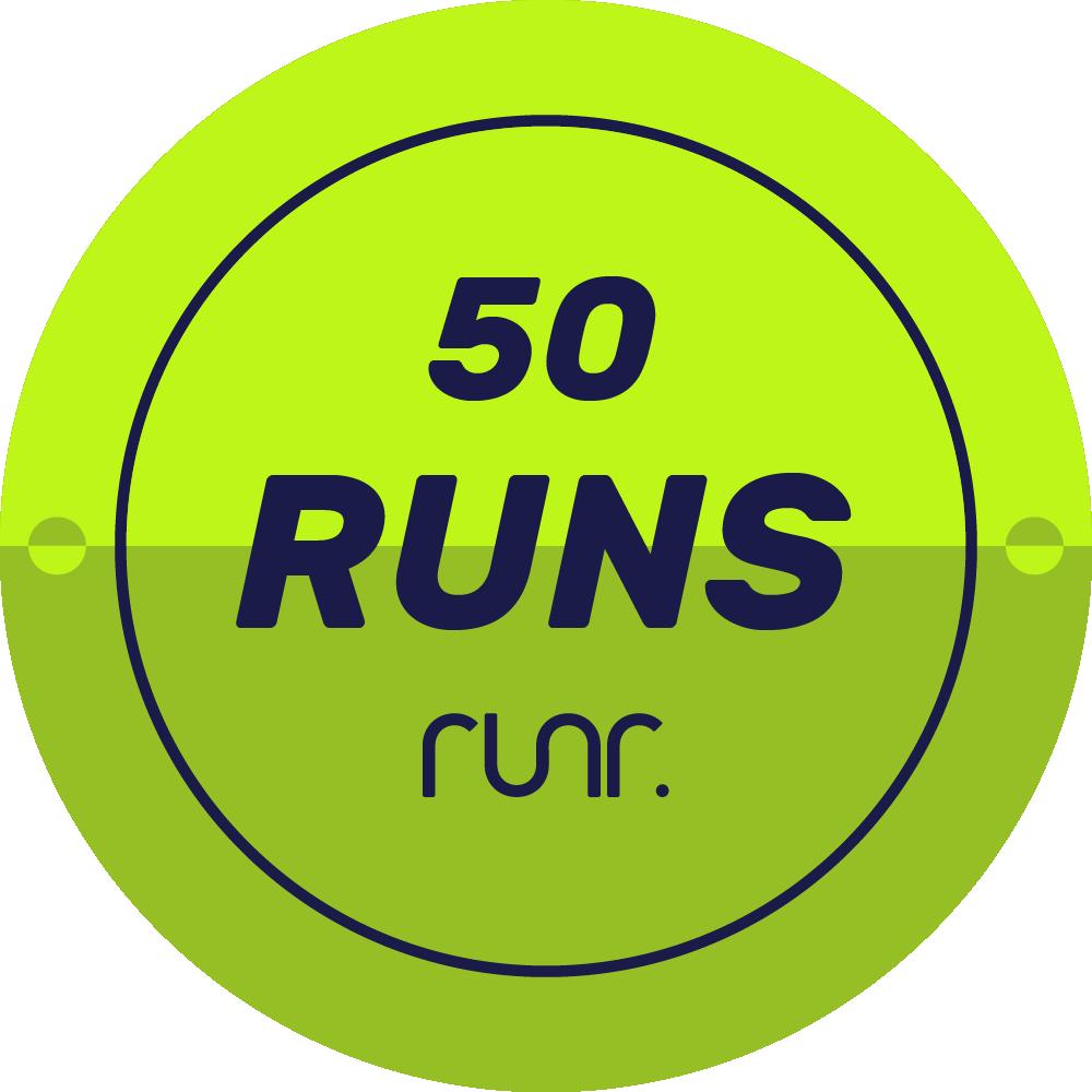 50 Activities Logged