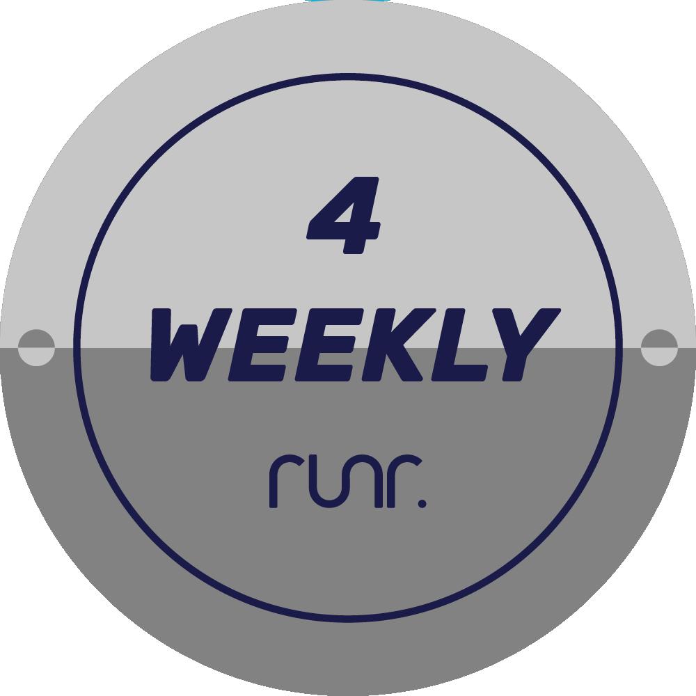 4 Weekly Activities