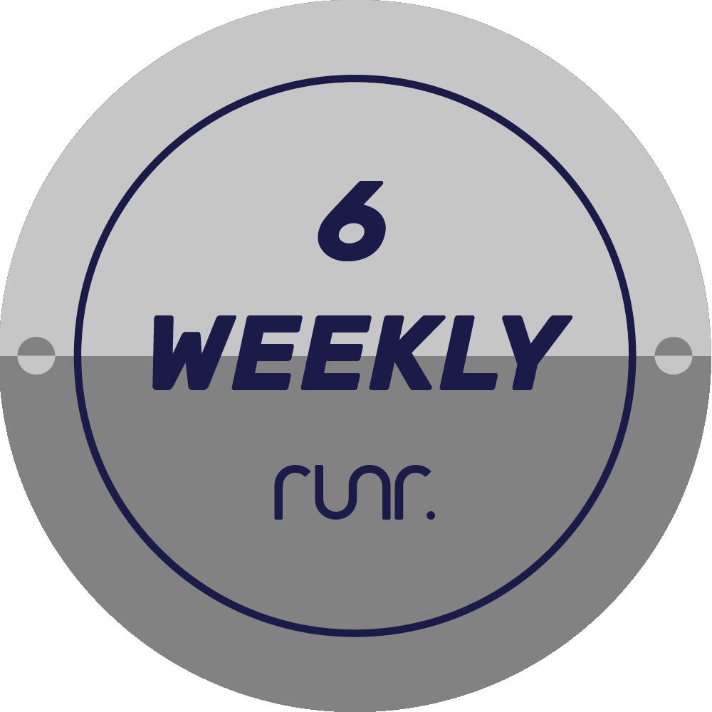 6 Weekly Activities