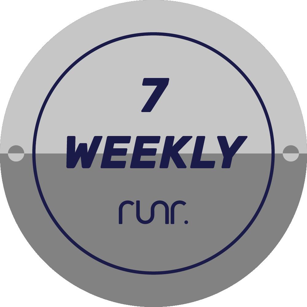 7 Weekly Activities